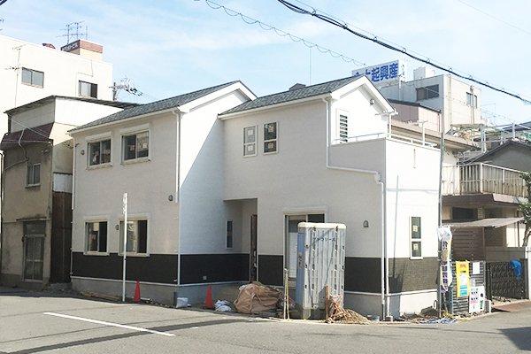 新築 大正区 泉尾4丁目【成約済み】