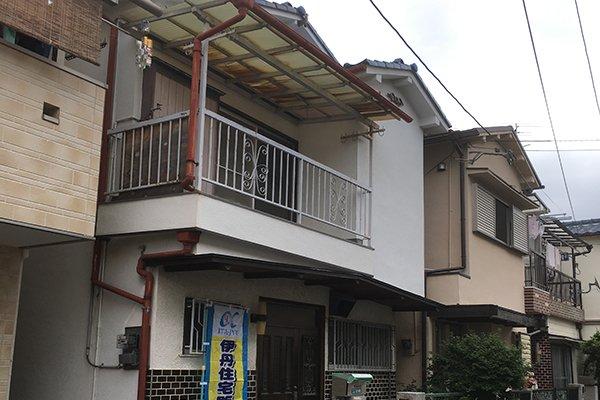 土地 伊丹市 南野5丁目  売土地(古家有り)【成約済み】